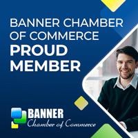 Banner Chamber of Commerce Proud Member